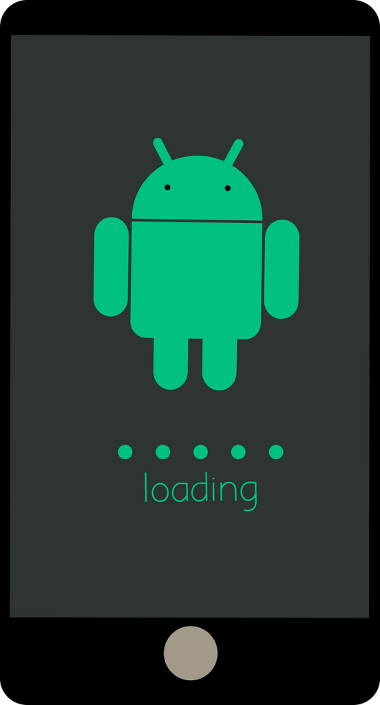 android, operating system, reboot